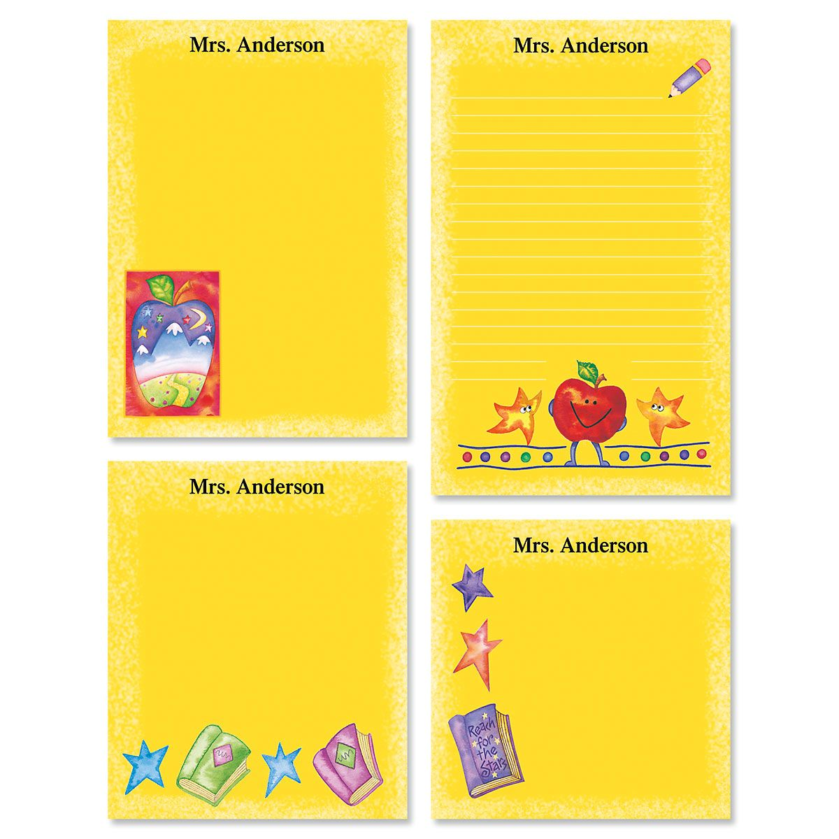 Teacher Notepad Set
