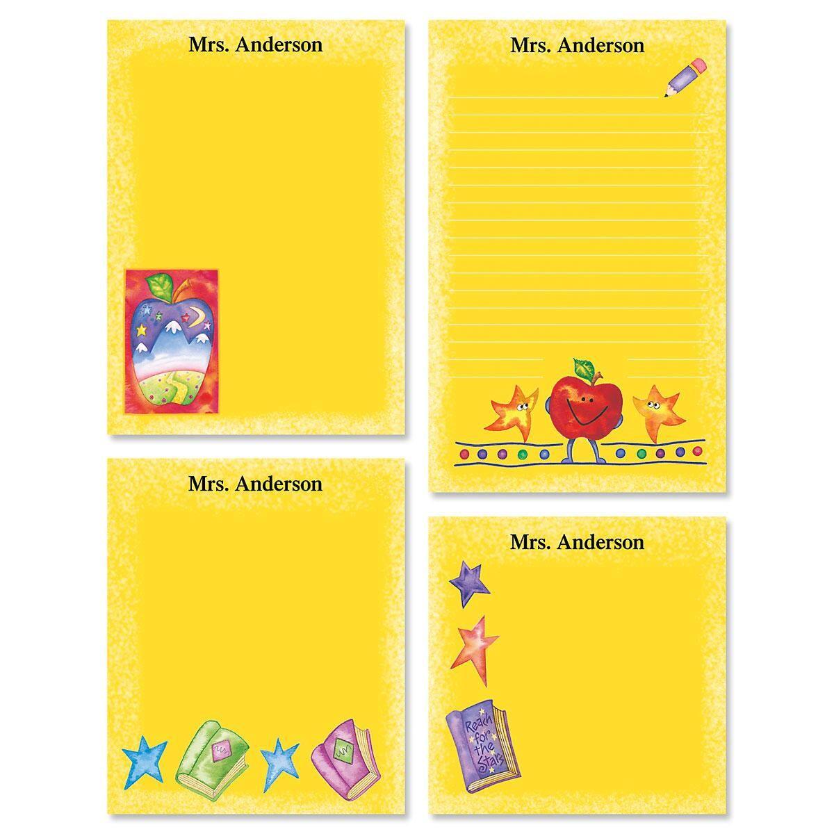 Teacher Notepad Set