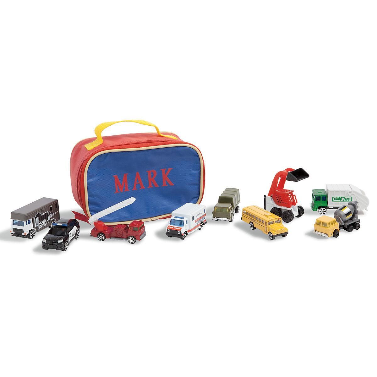 City Cars In Personalized Case