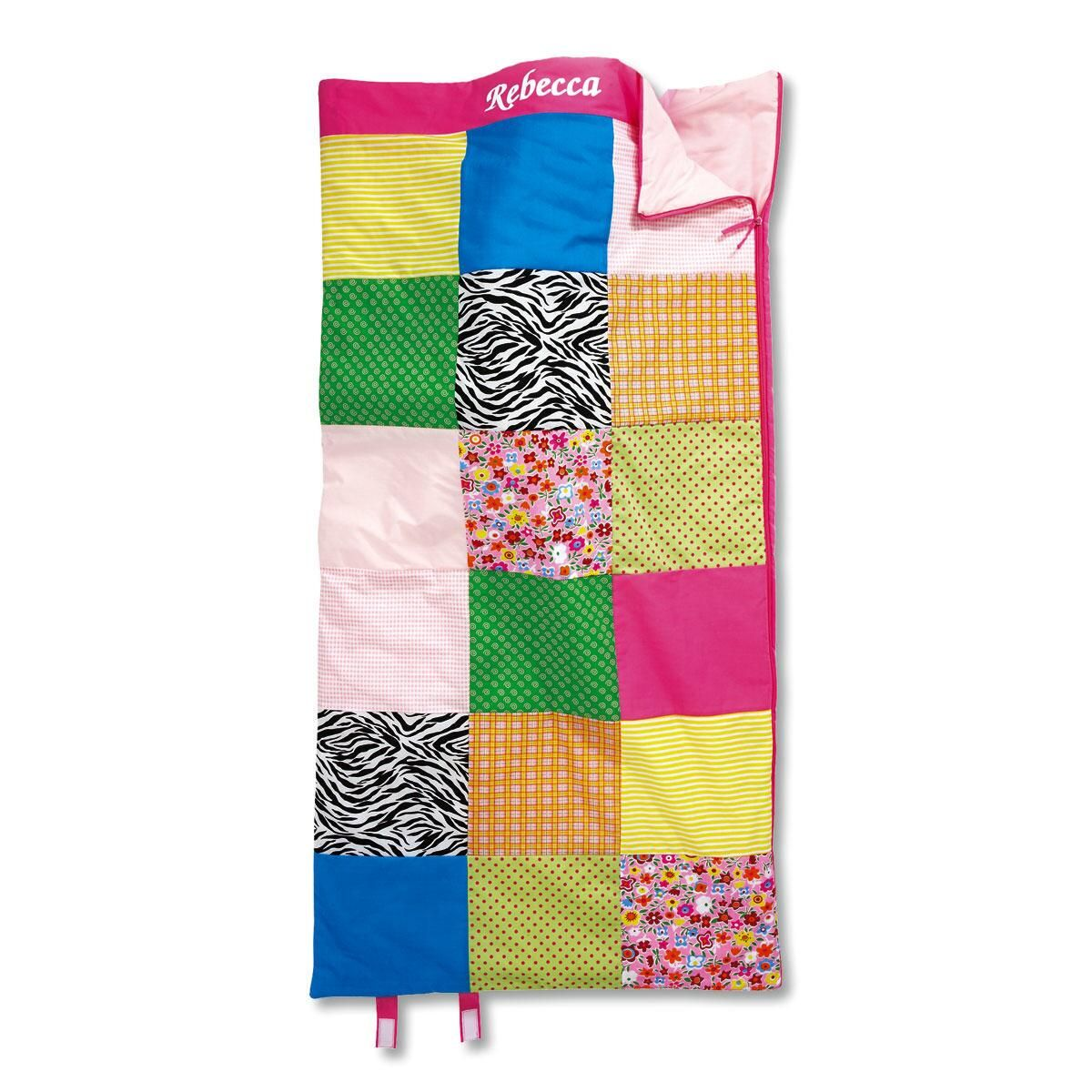 Patchwork Sleeping Bag