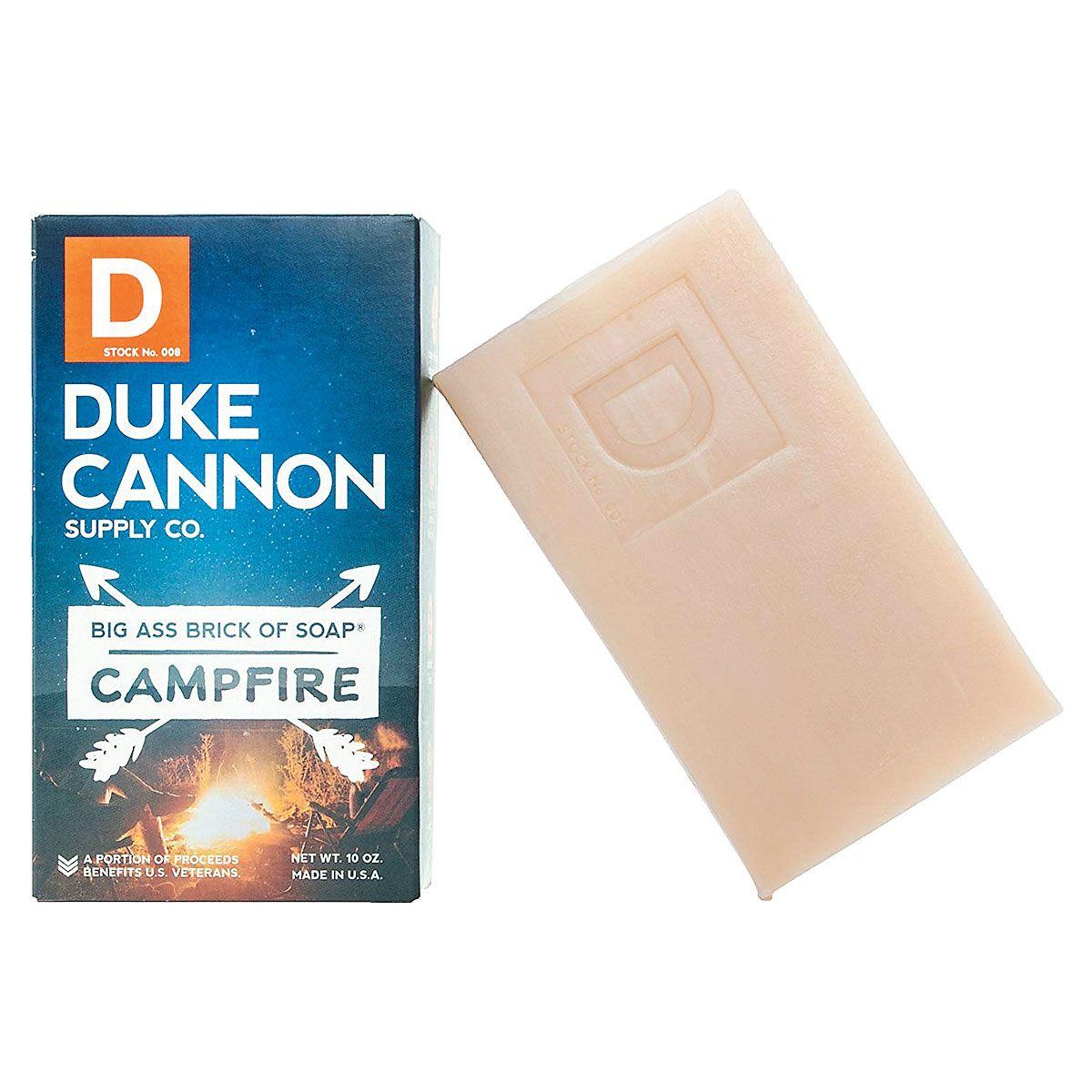 Duke Cannon Campfire Scented Brick of Soap