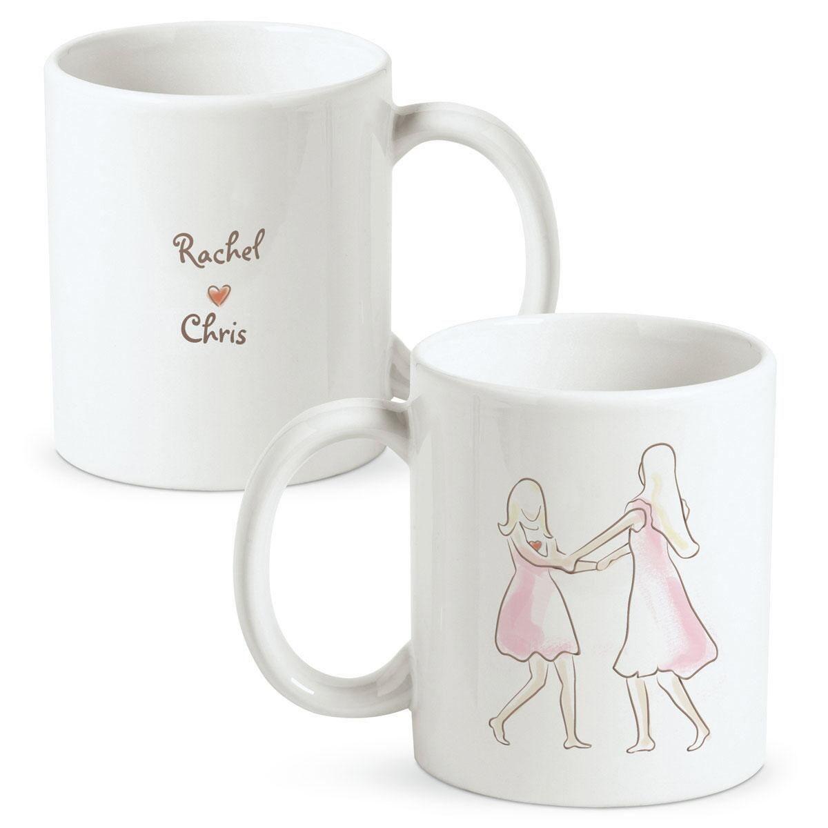 Sisters & Friends Mug