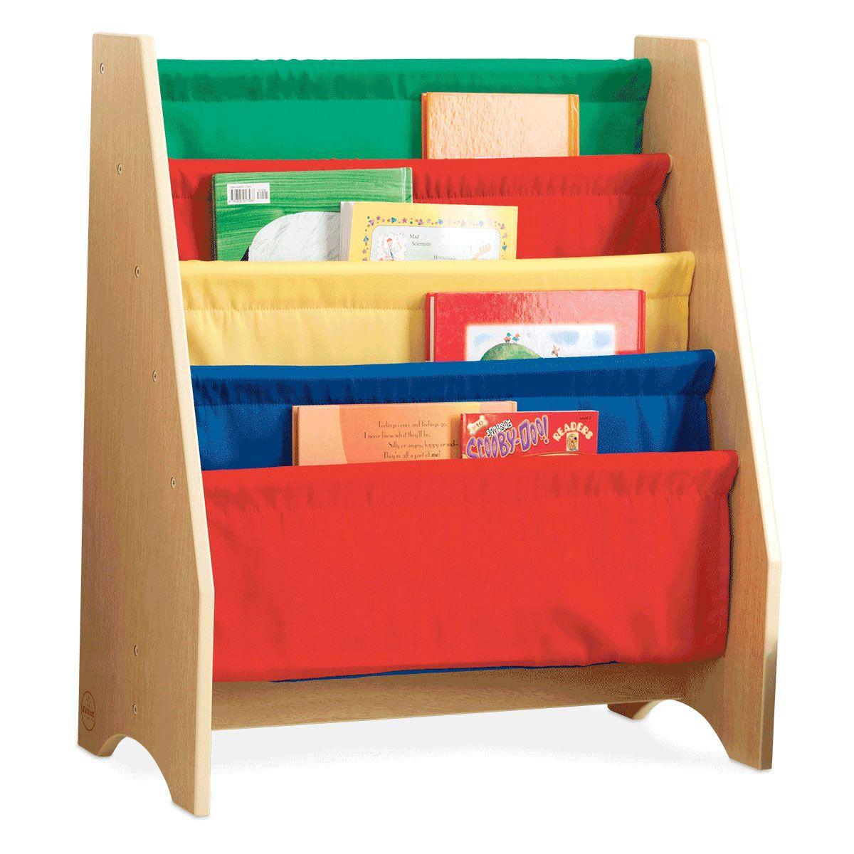 Soft Canvas Sling Shelf-Primary-811532