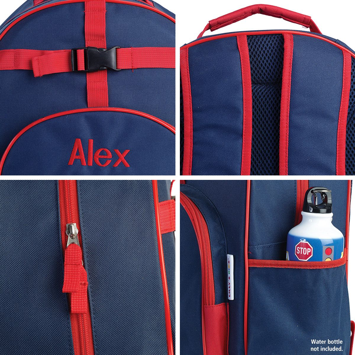 All Sports Personalized Backpack