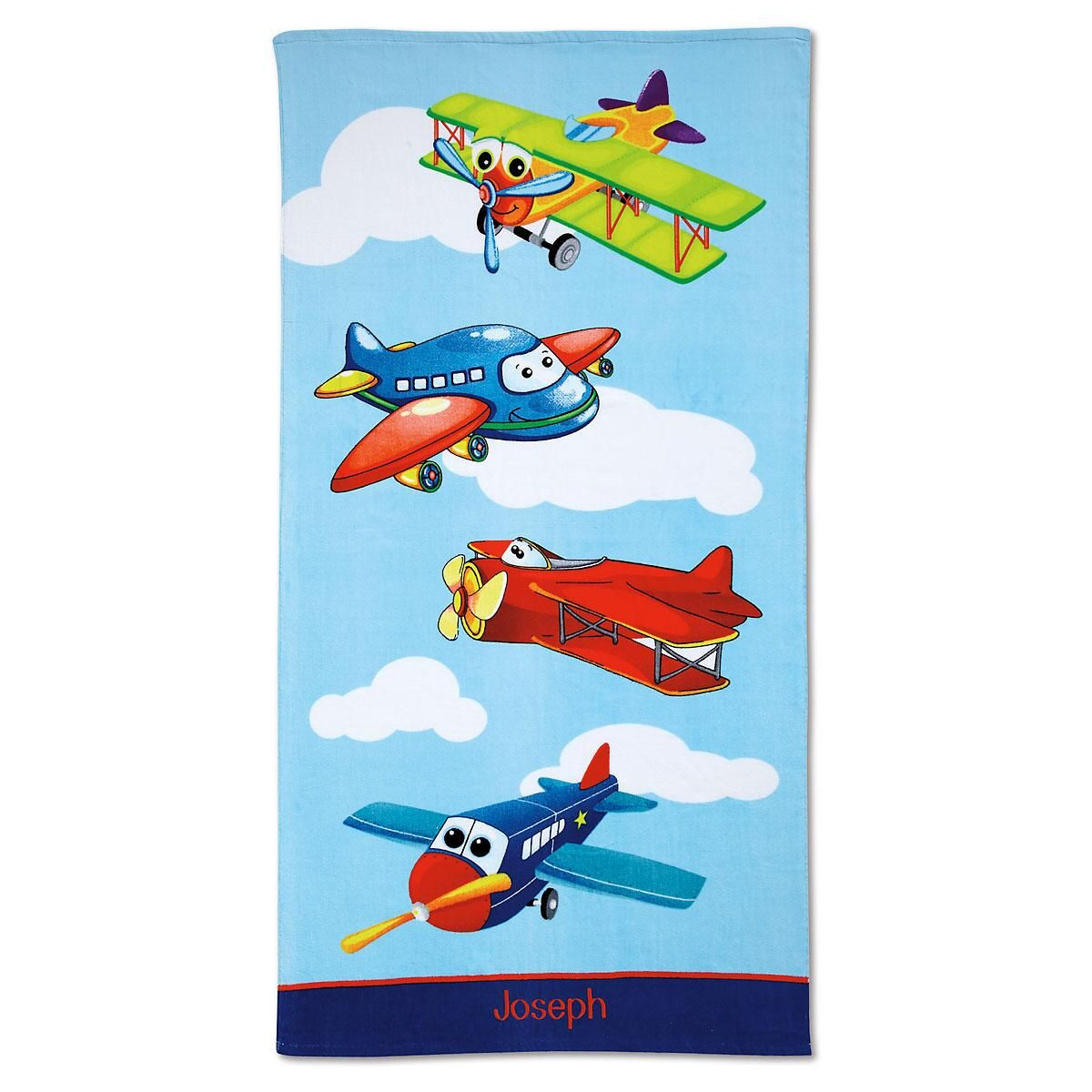 Airplane Towel