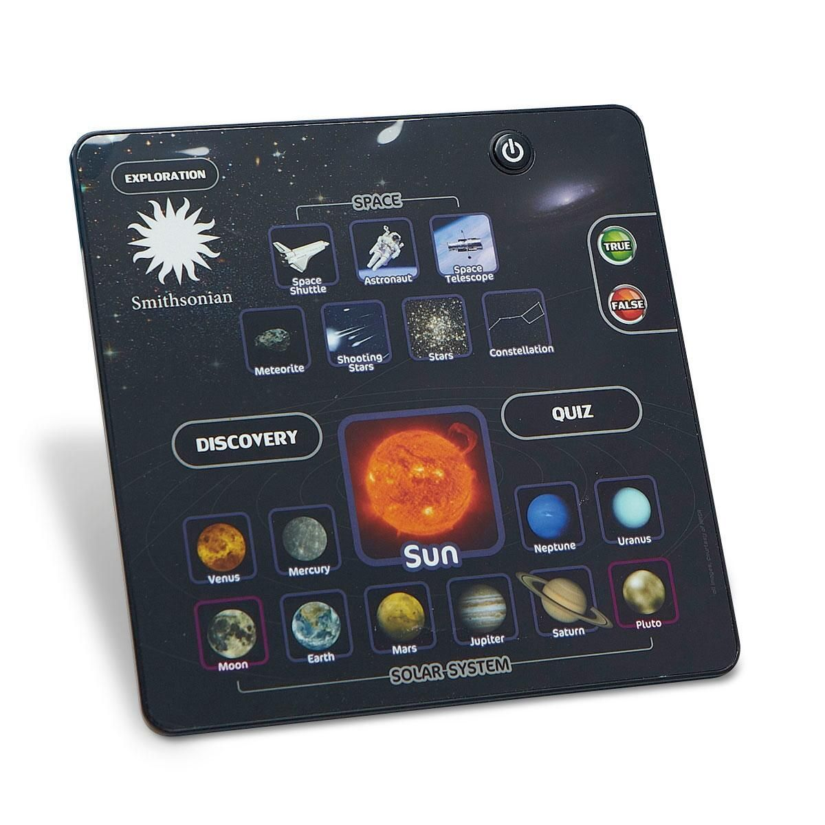 Smithsonian Space Touch Tablet