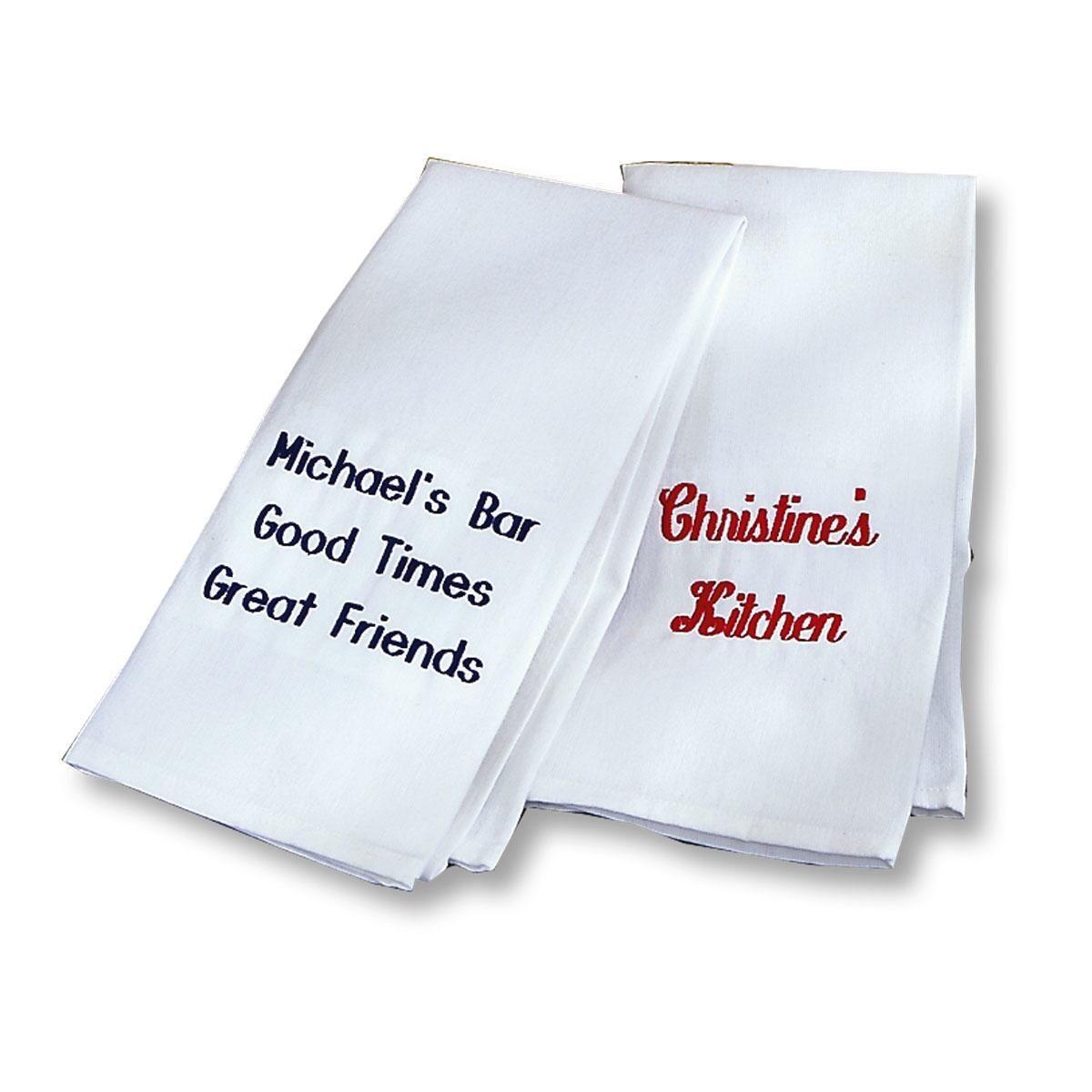 Customized Kitchen Towel