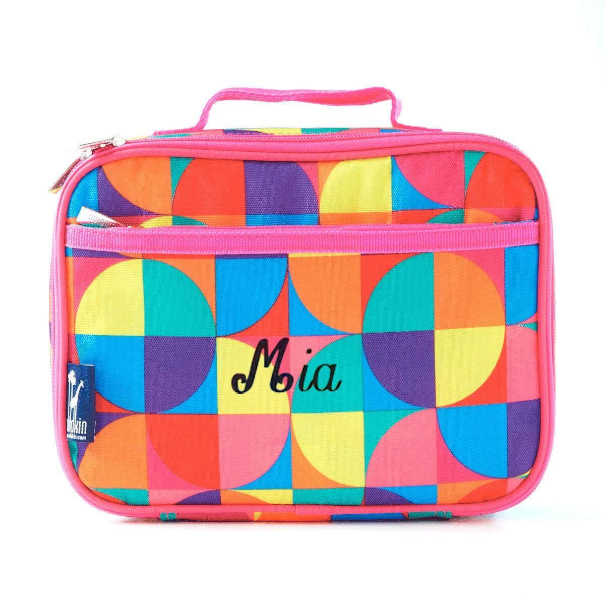 Pinwheel Lunch Bag