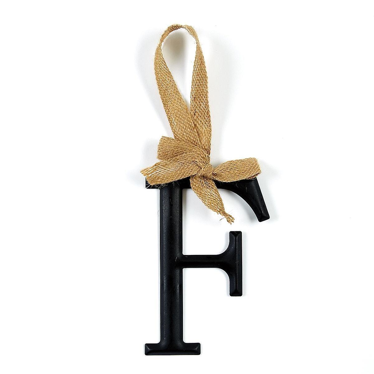 Decorative Tin Initials-F-814482F