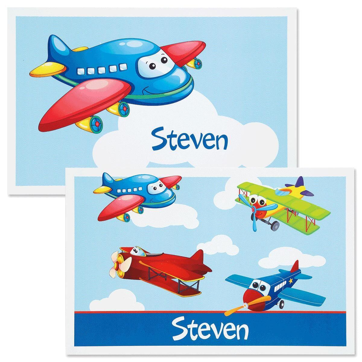 Planes Placemat