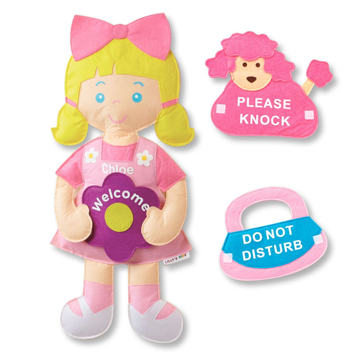 Door Hanger-Girl