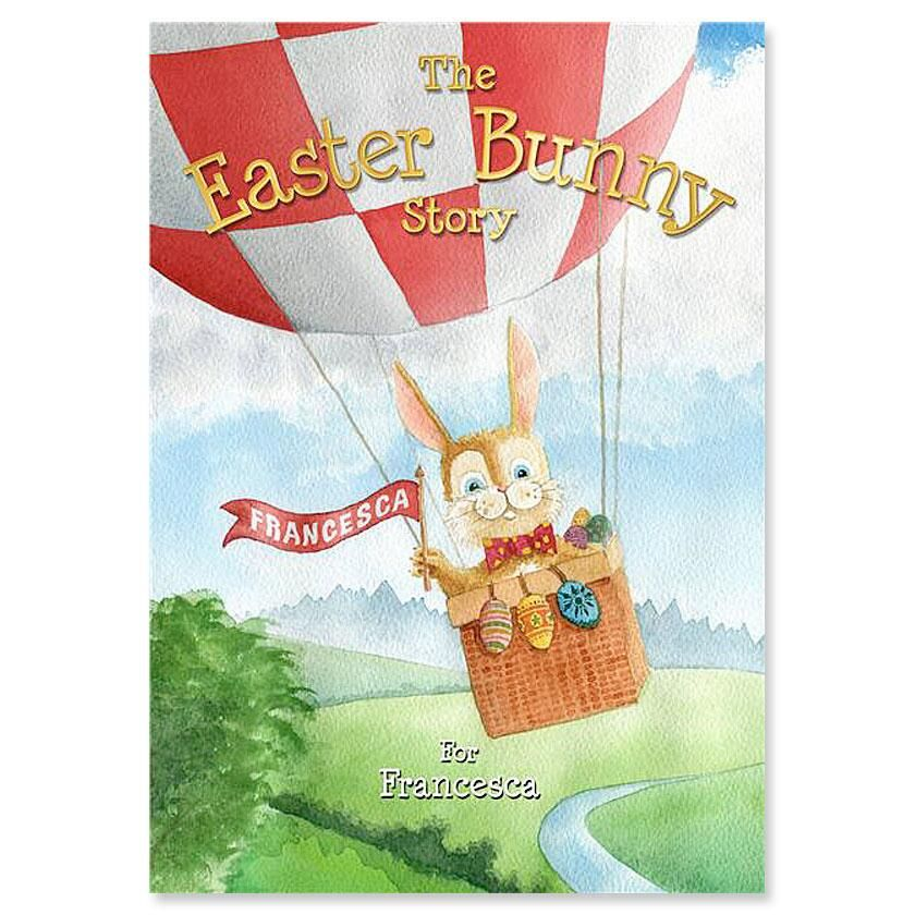 The Easter Bunny Story Storybook