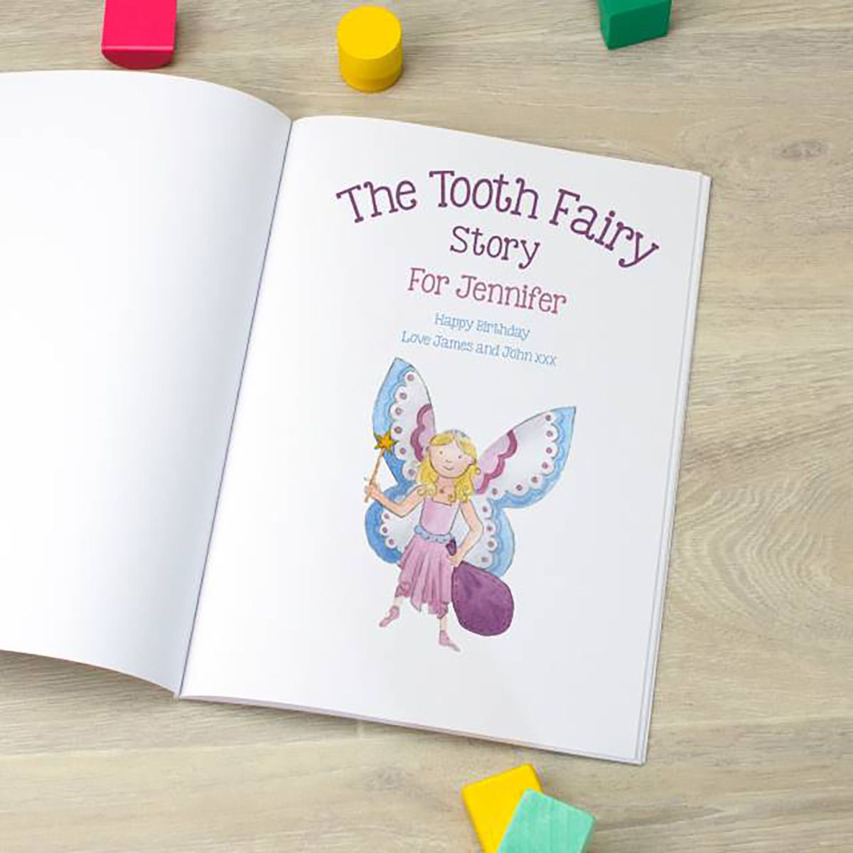Tooth Fairy StoryBook
