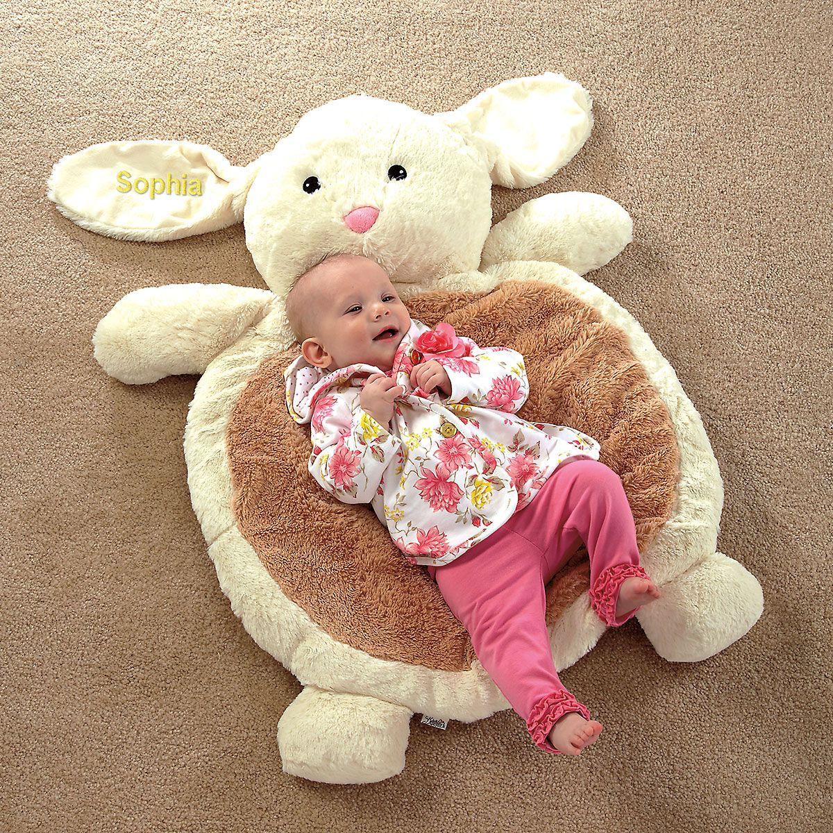 Bunny Baby Floor Cushion