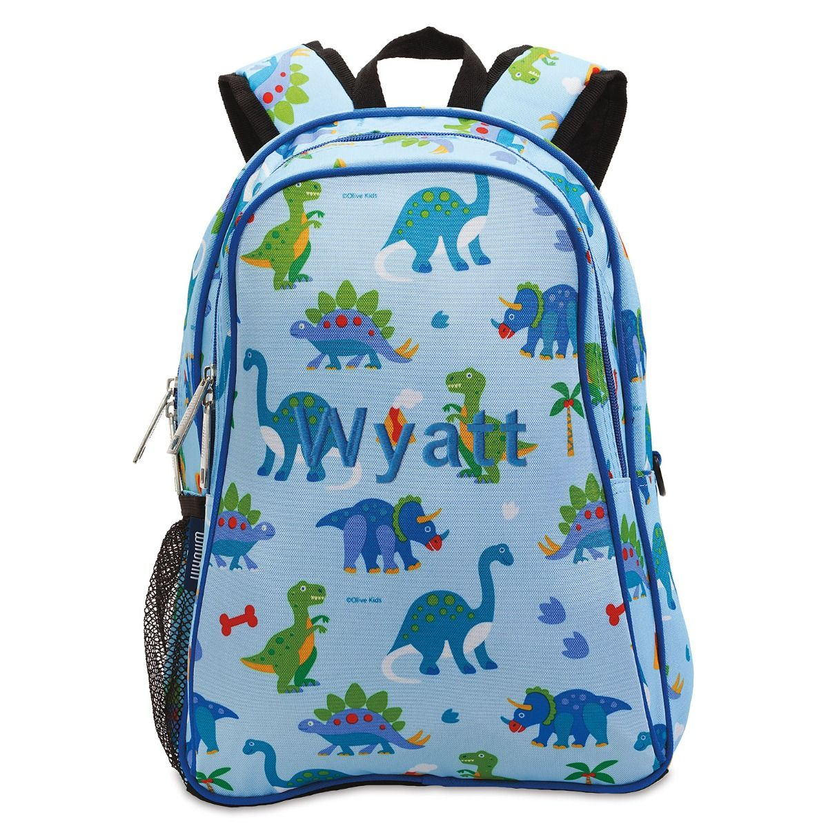 Personalized Dinosaur Land Backpack