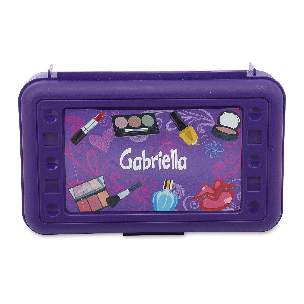 Pencil Boxes-Purple-815863D