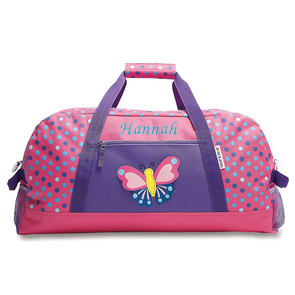 3-D Butterfly Duffel Bag