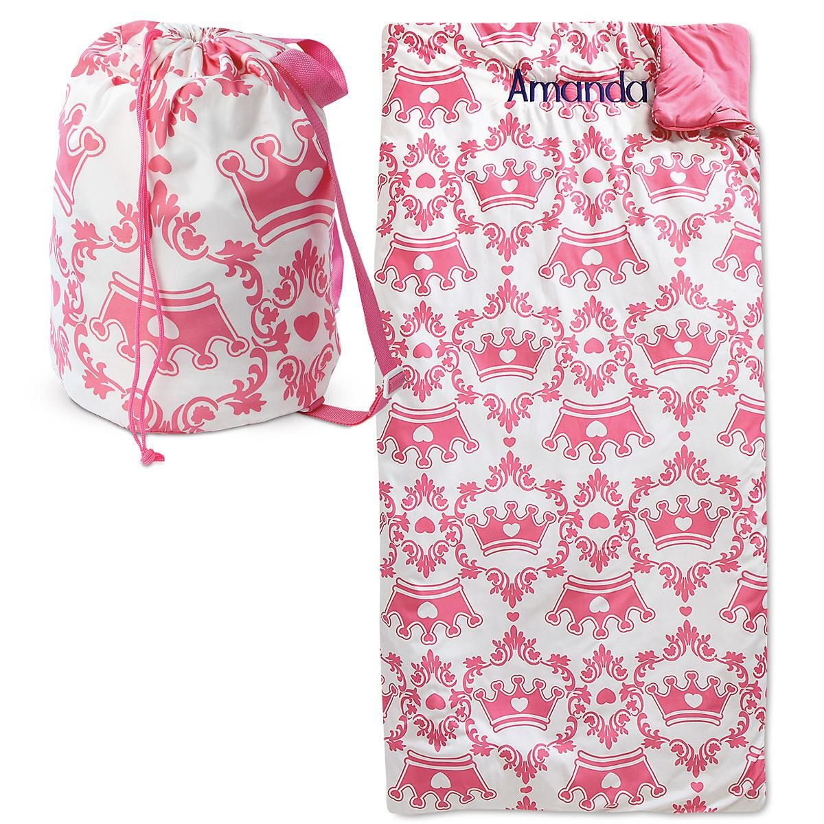 Princess Microfiber Sleeping Bag