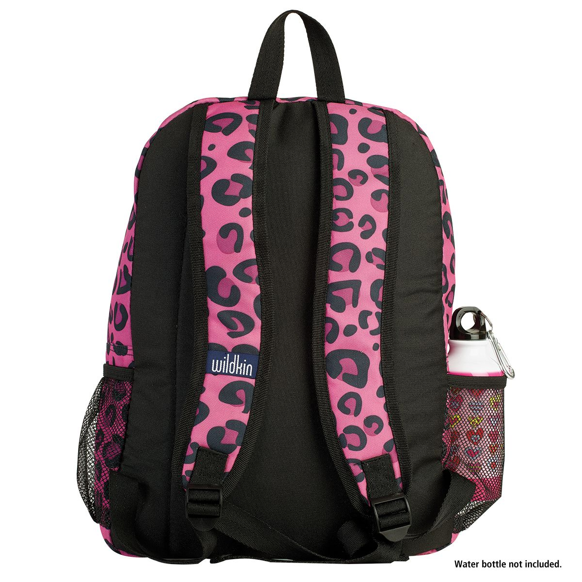 Pink Leopard Personalized Backpack