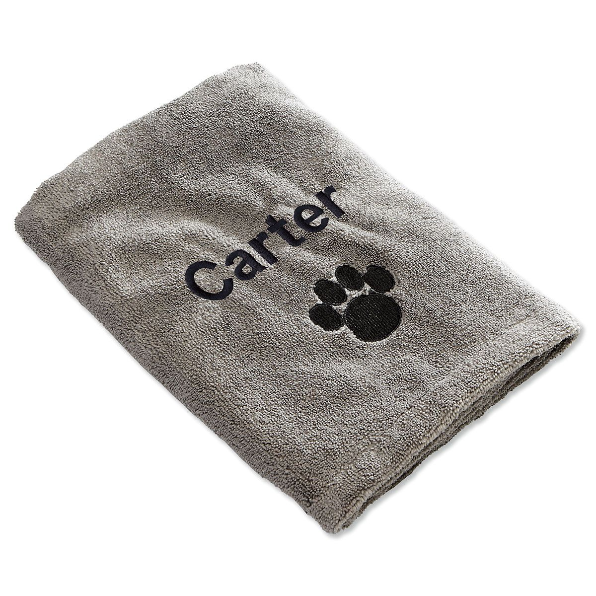 Personalized Dog Drying Towel