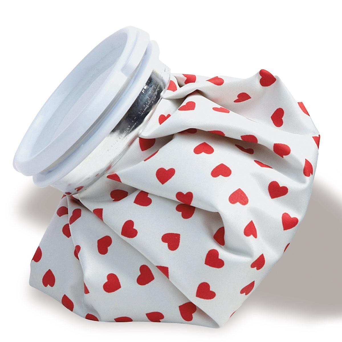Hearts Ice Bag