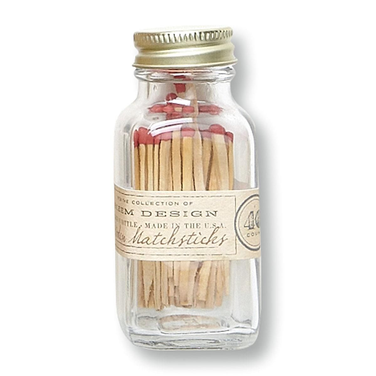 Mini Match Bottle by Skeem