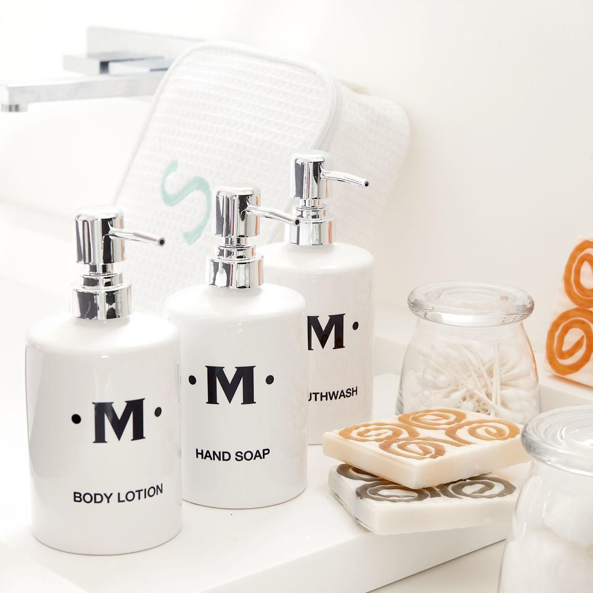 Body Lotion Soap Dispenser