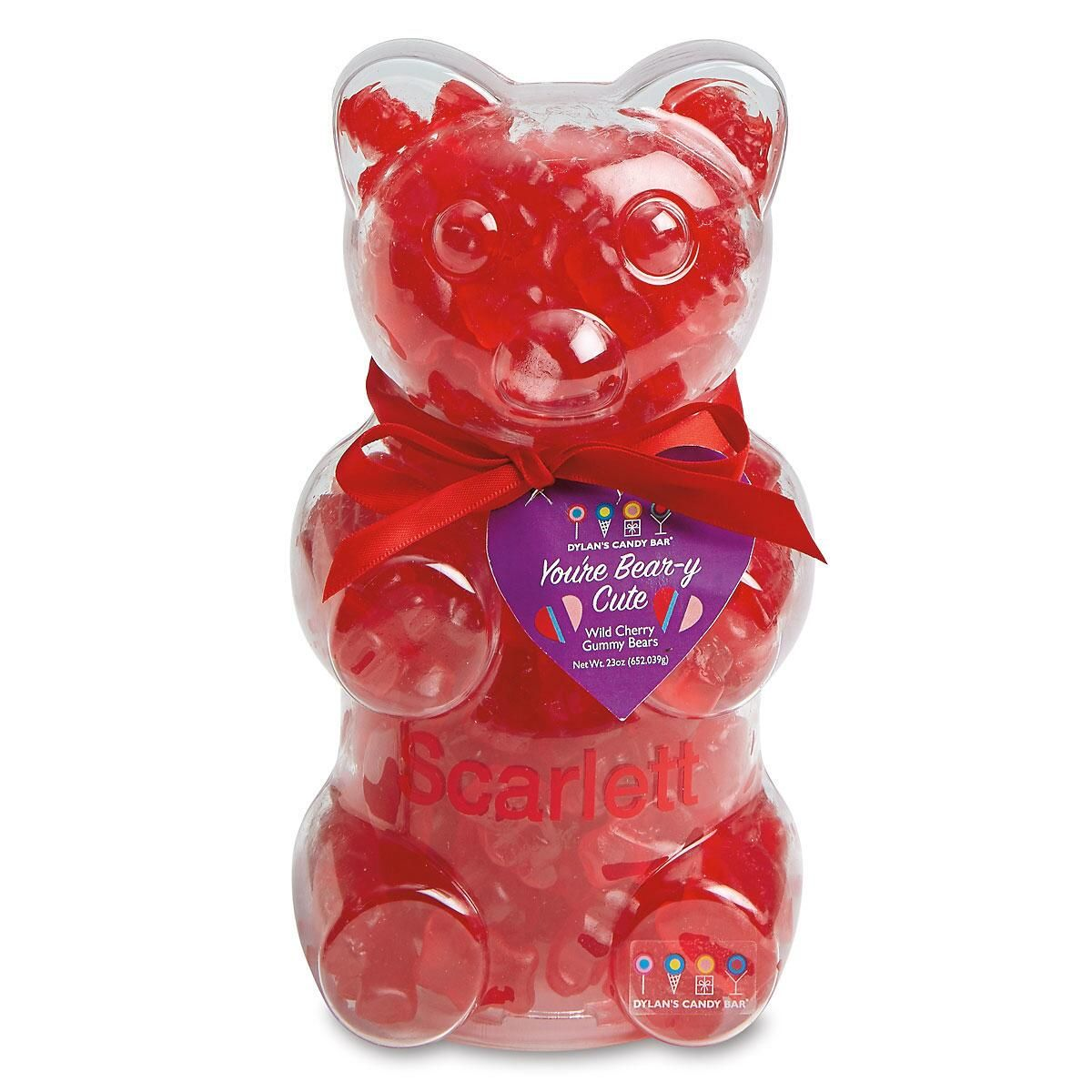 Personalized You're Bear-y Cute Gummy Bear Fillables by Dylan's Candy Bar