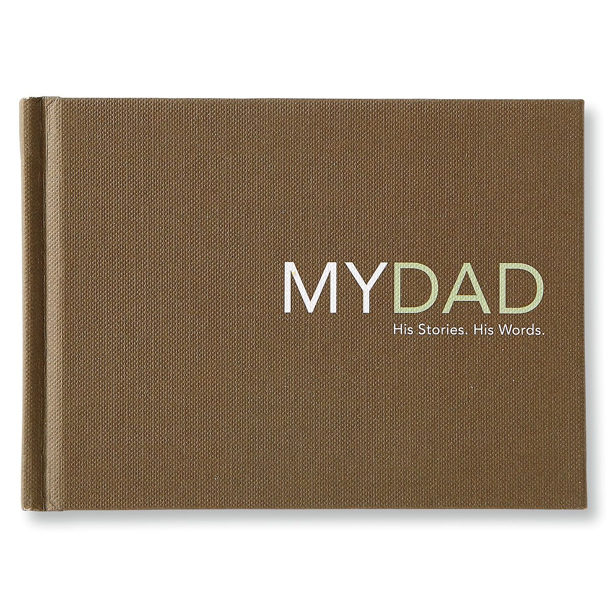 My Dad, His Stories, His Words Book