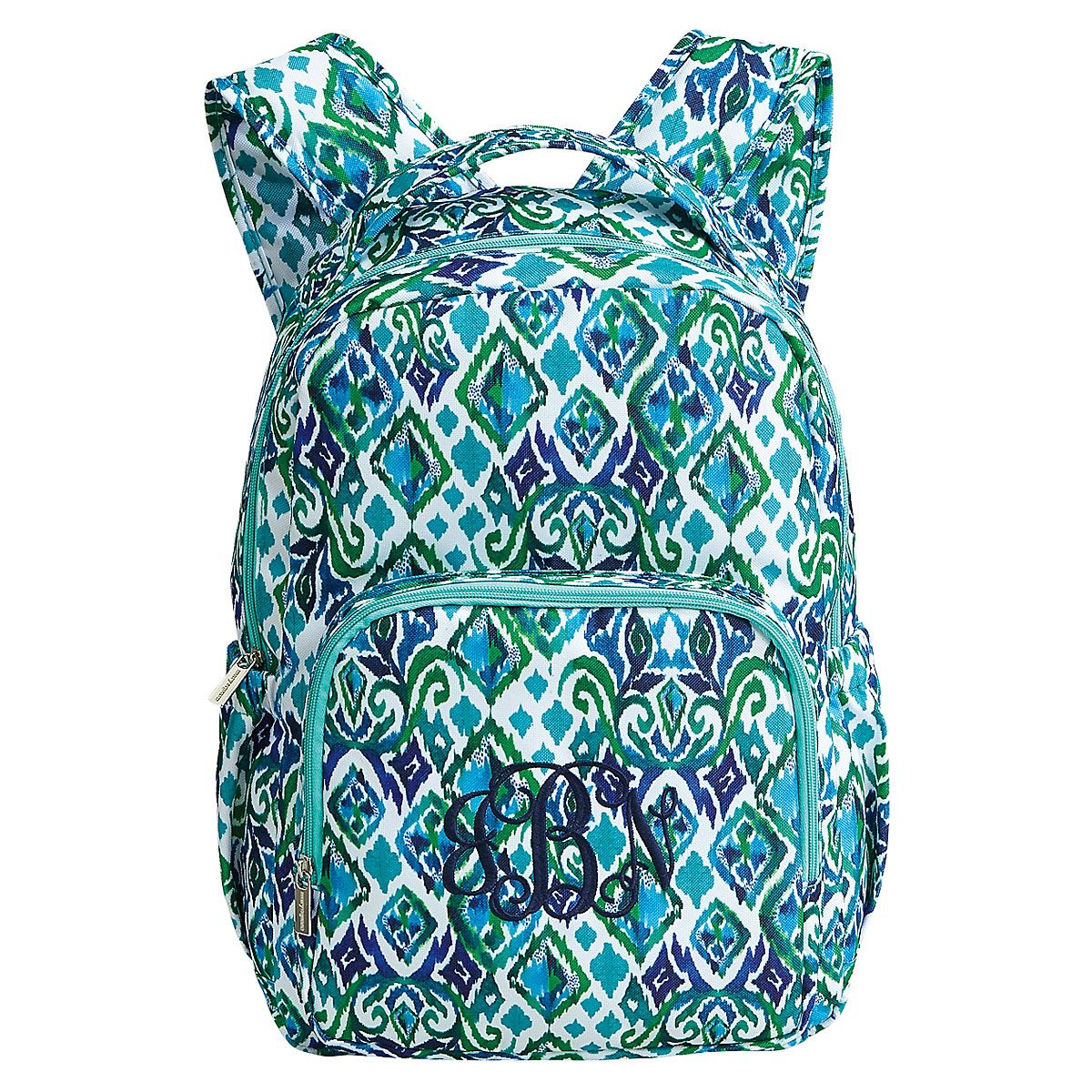 Blue Diamond Backpack - Name