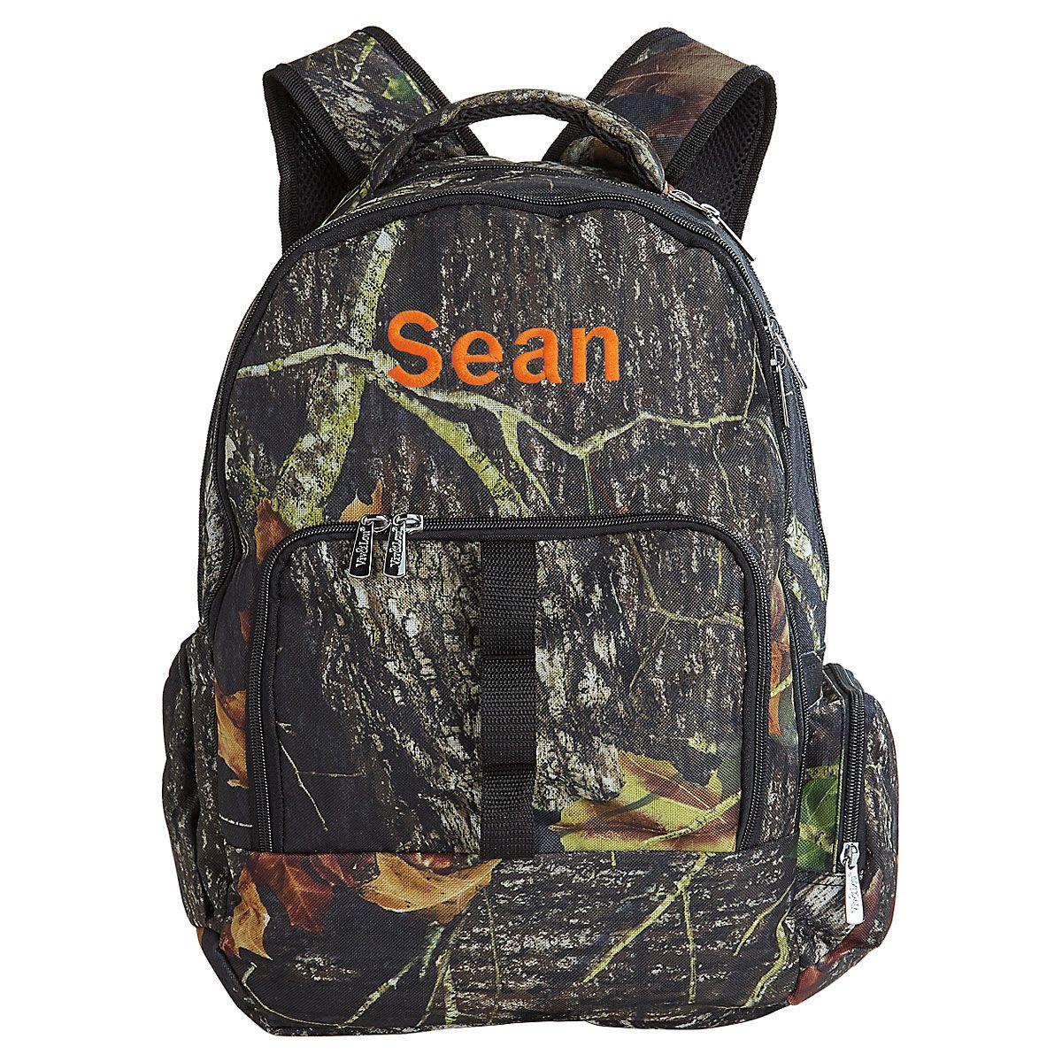 Woods Backpack - Name