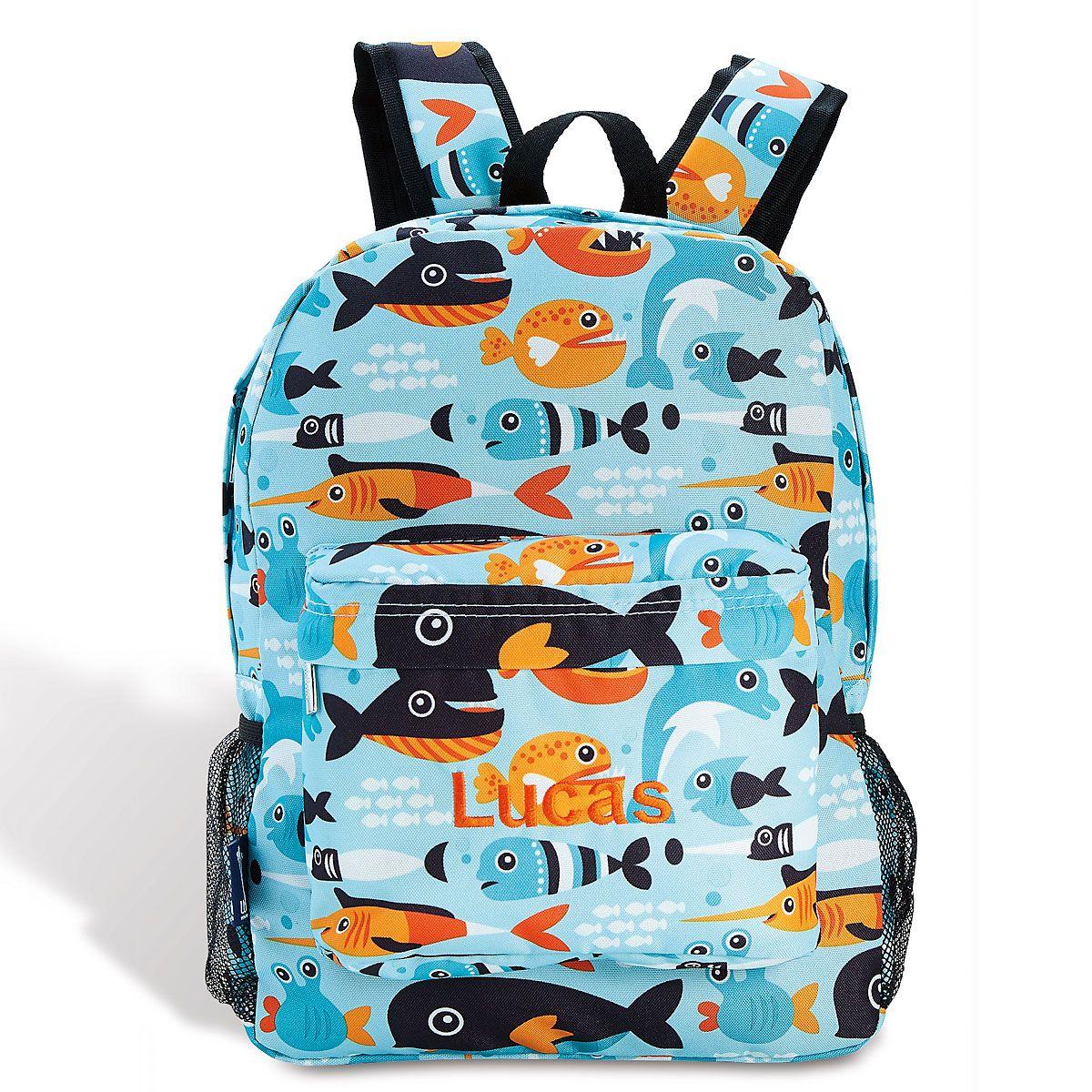 Big Fish Backpack