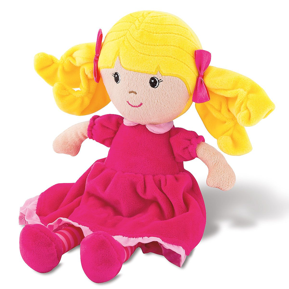 Blonde Personalized Doll by Stephen Joseph®