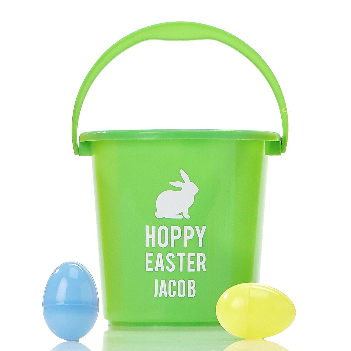 Easter Bucket - Green - 816607A