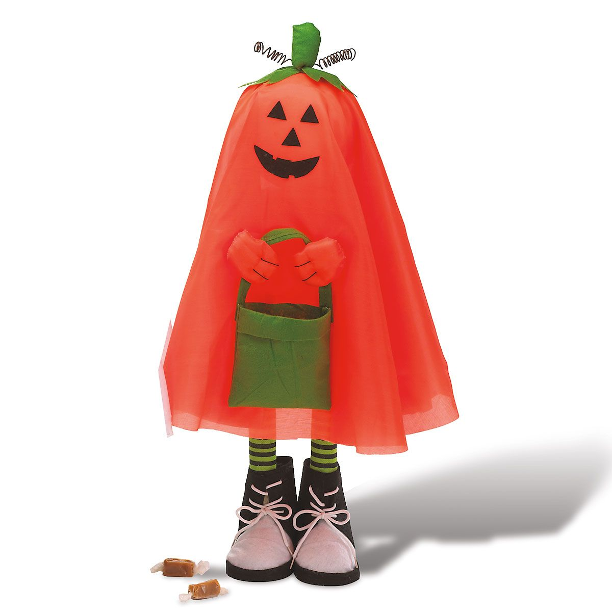 Pumpkin Trick-or-Treat Pal