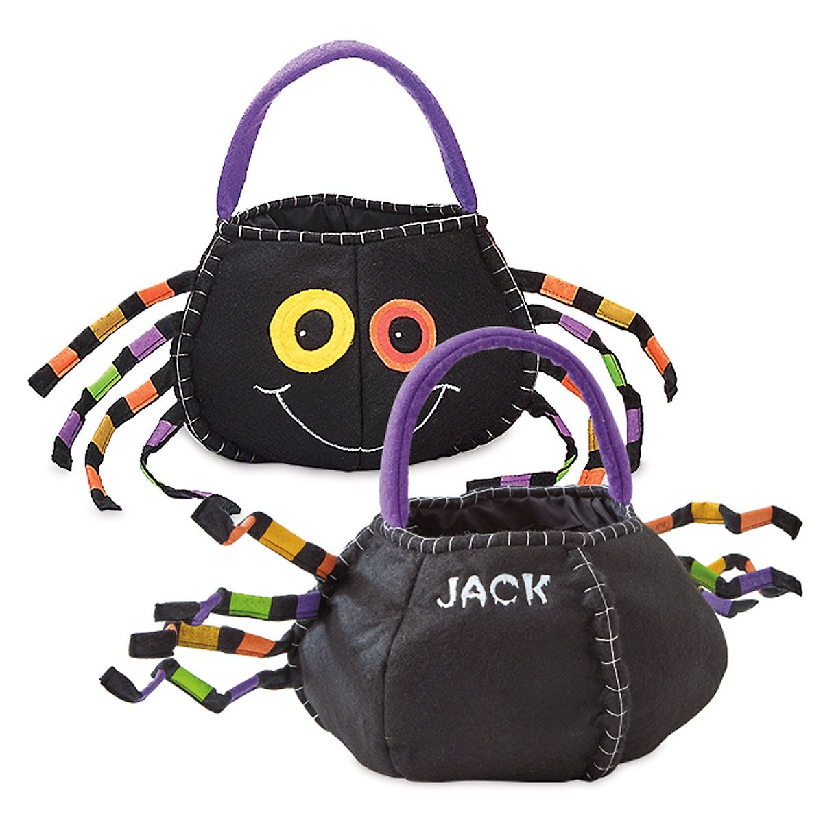 Personalized Treat Bag Characters