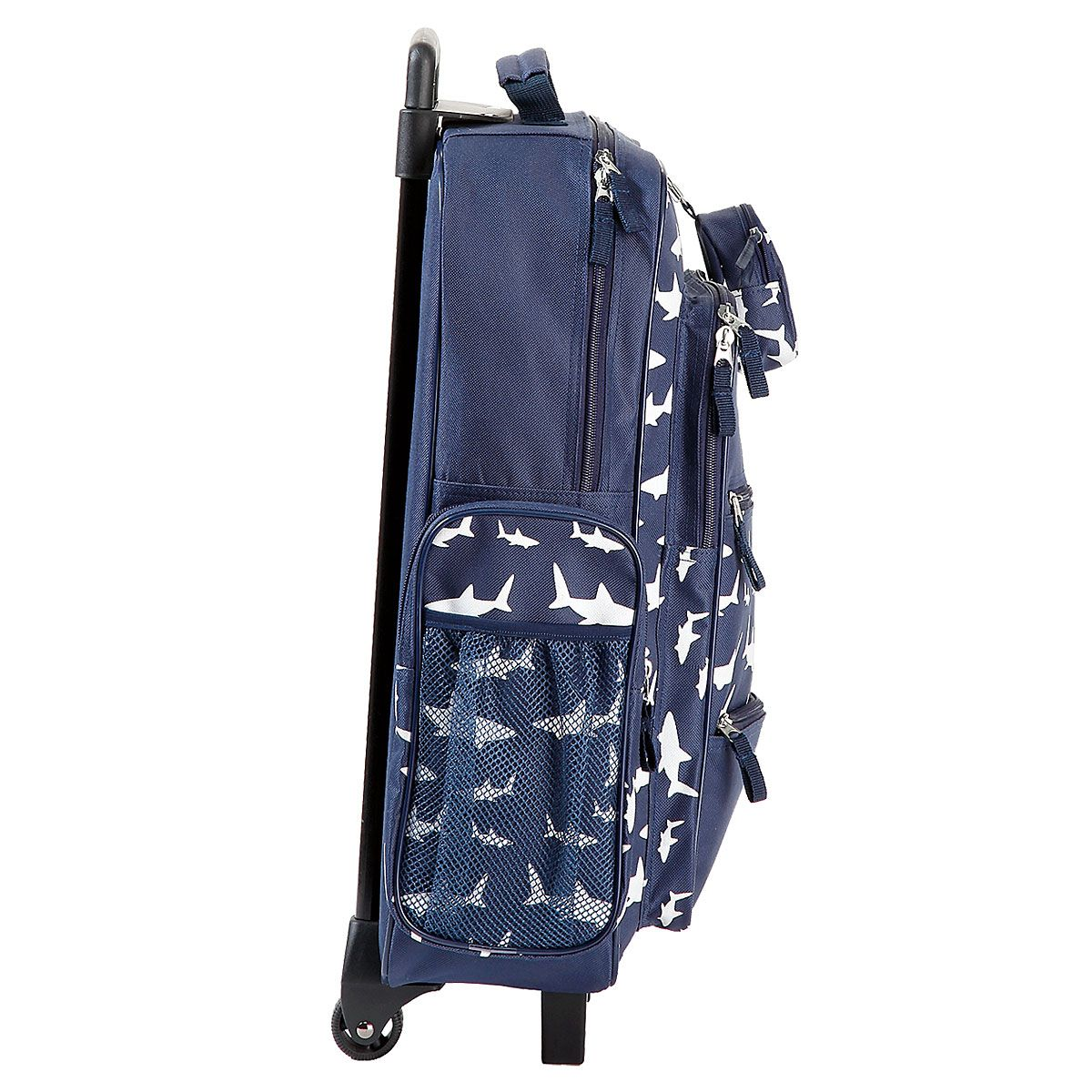 """Personalized Shark 21"""" Rolling Luggage"""