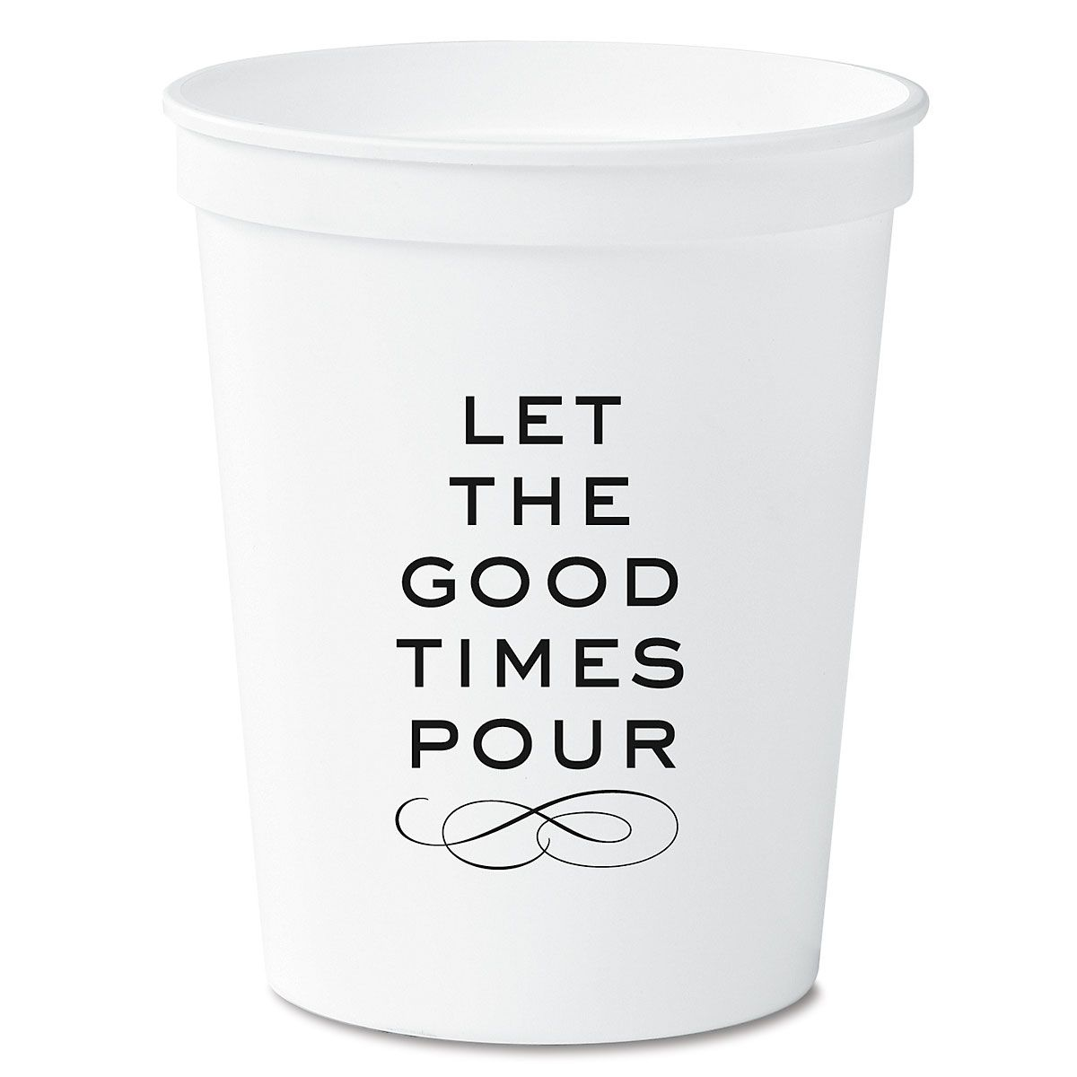 Good Times Stadium Cups