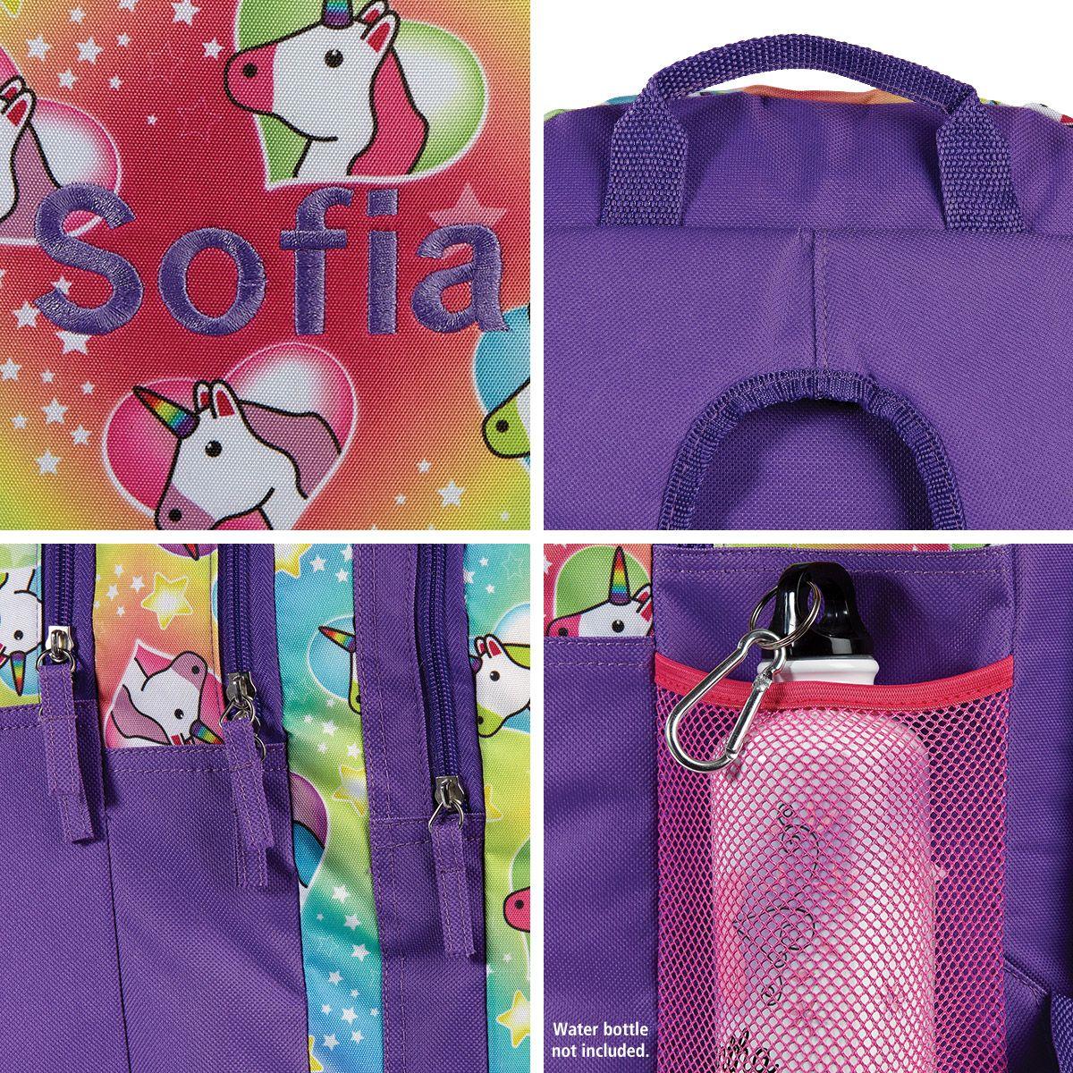 Unicorn Personalized Backpack