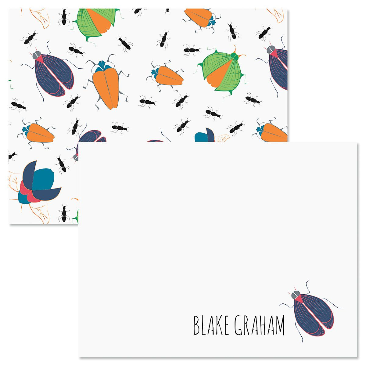 Critter Correspondence Cards