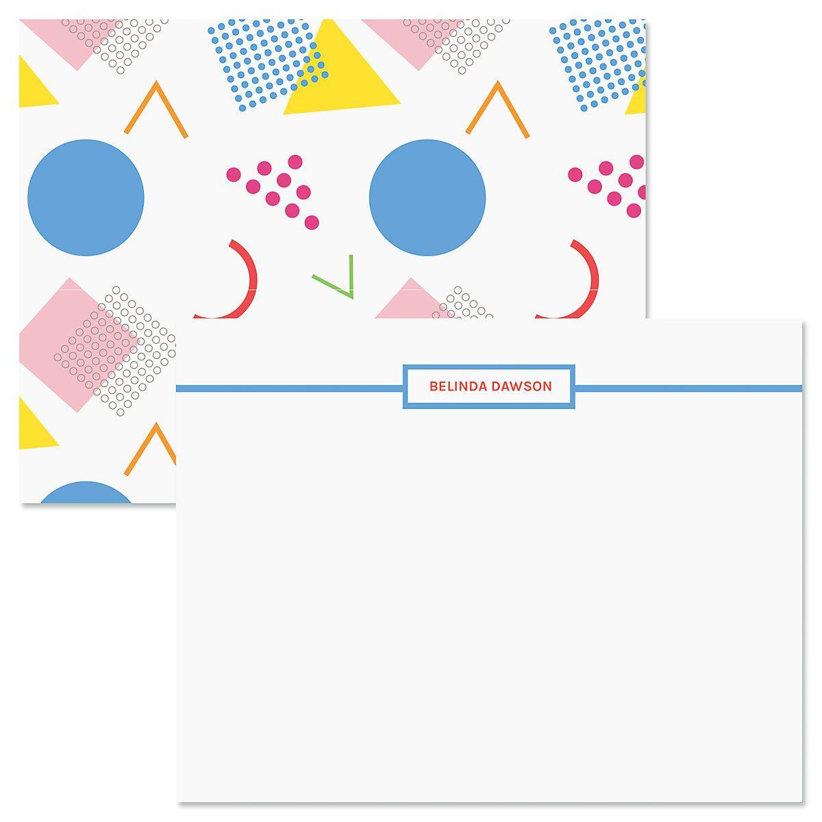 Retro Correspondence Cards