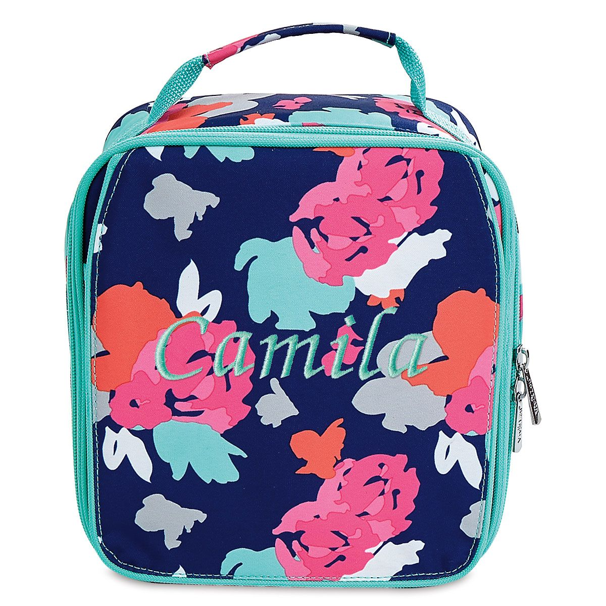 Personalized Amelia Lunch Bag – Name
