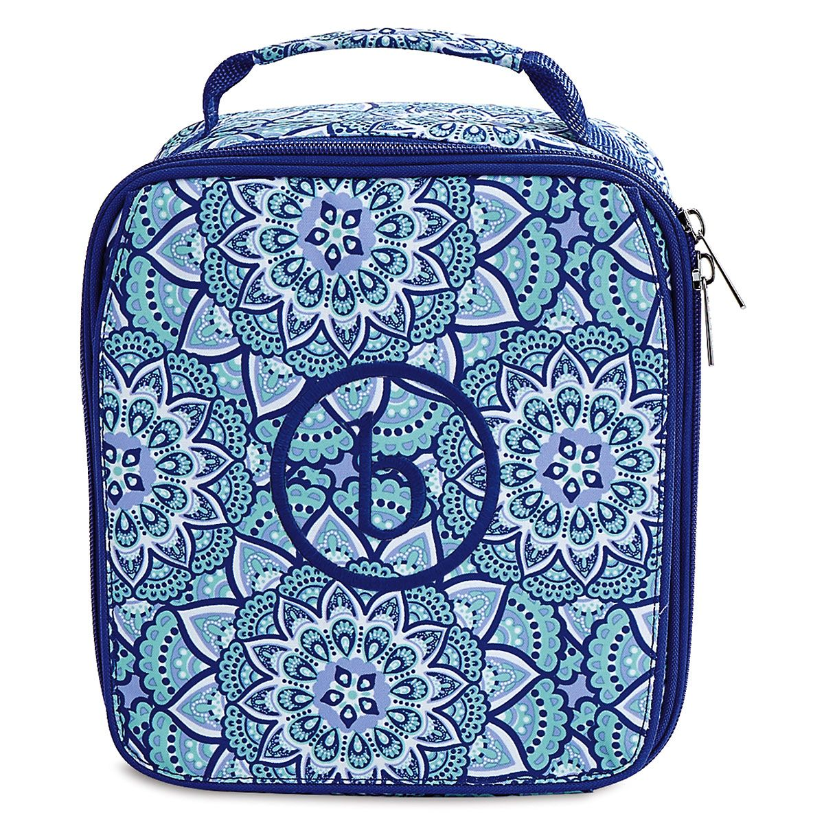 Personalized Day Dream Lunch Bag  – Monogram