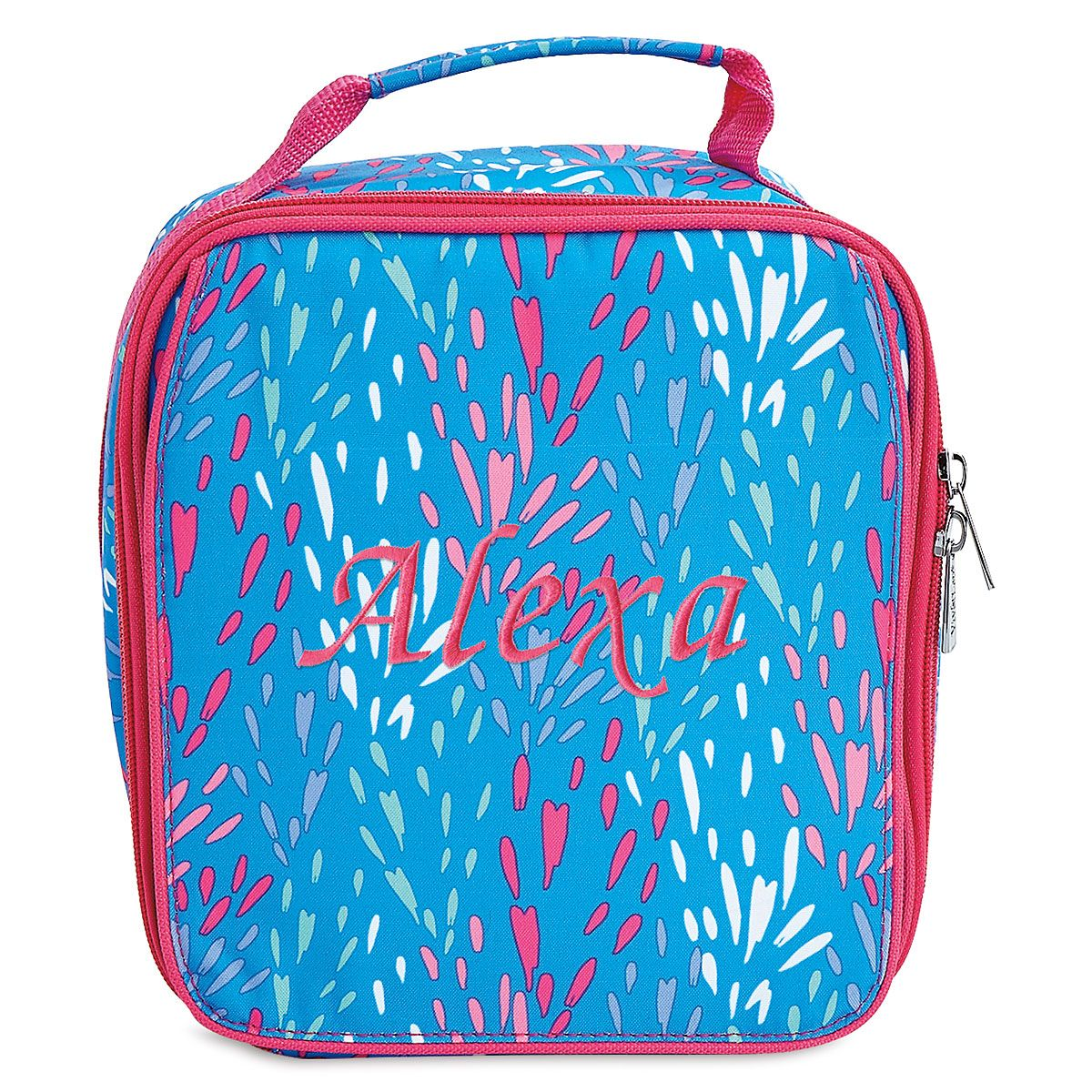 Personalized Sparktacular Lunch Bag