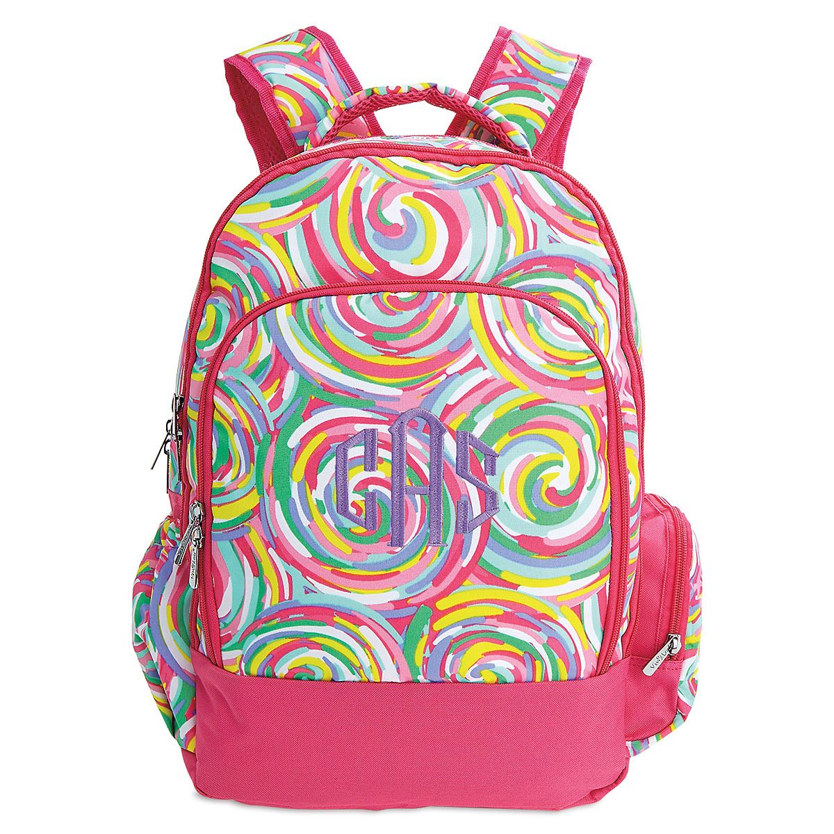 Personalized Sorbet Backpack – Monogram