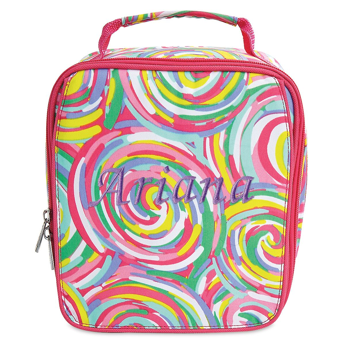Personalized Sorbet Lunch Bag