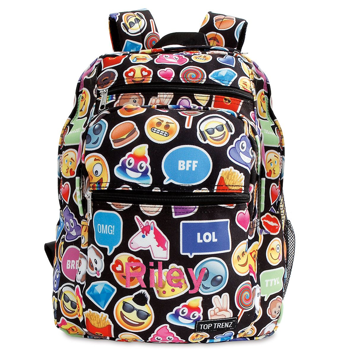 Personalized Emoji Funk Backpack