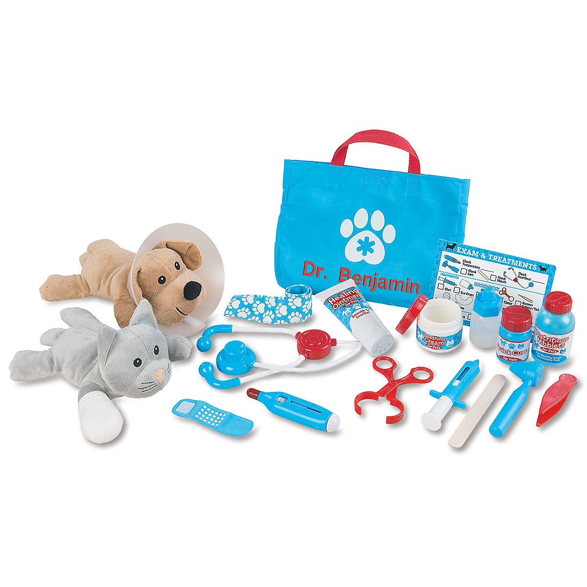 Personalized Pet Vet Set by Melissa & Doug®