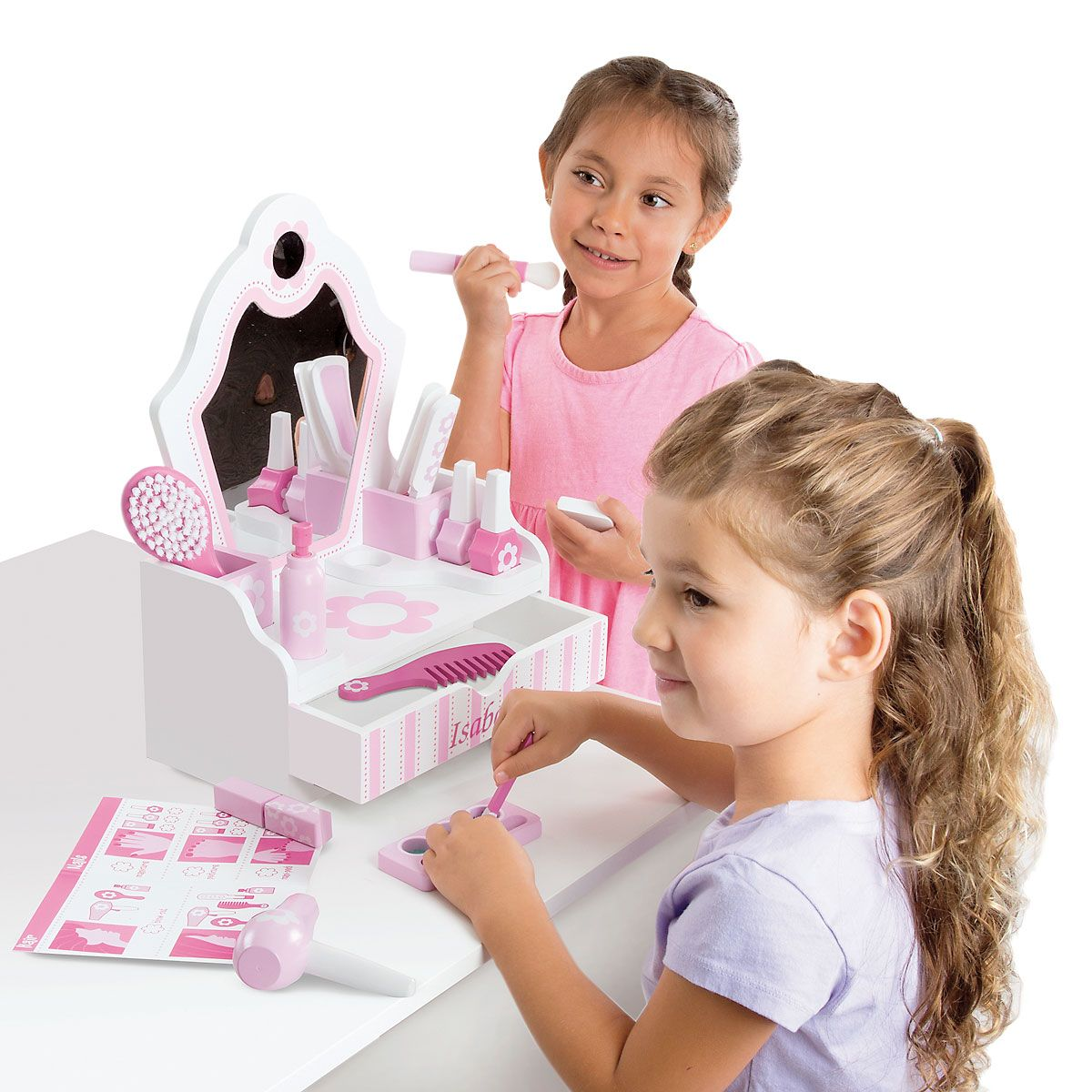 Personalized Salon Playset by Melissa & Doug®