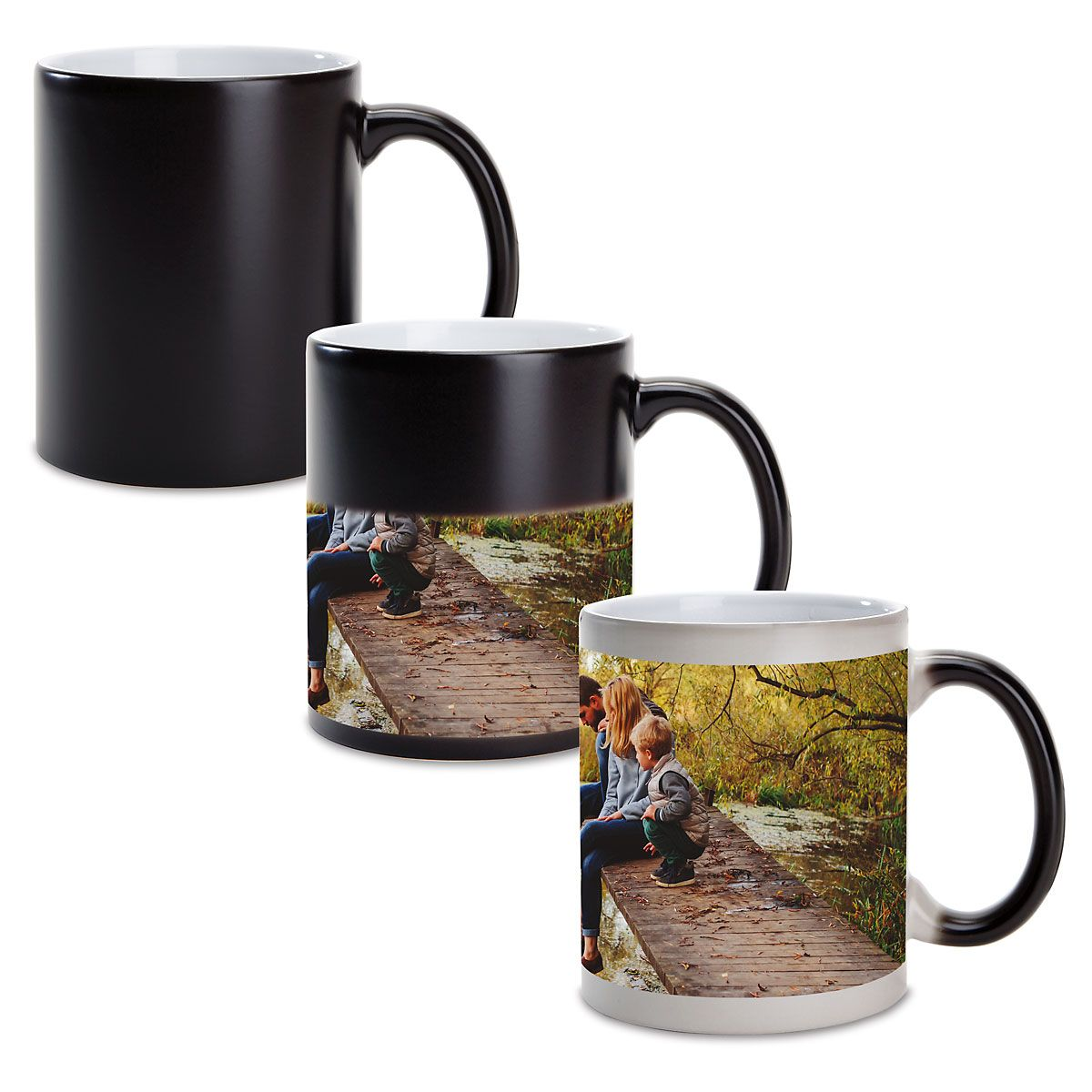 Panoramic Ceramic Photo Mug